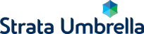 Image of the Strata Umbrella Logo